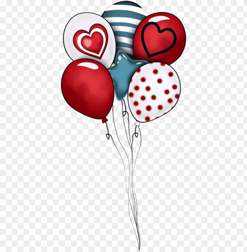 free PNG balloons, tube, photoshop, hearts, art drawings, globes, - sexy birthday balloons PNG image with transparent background PNG images transparent