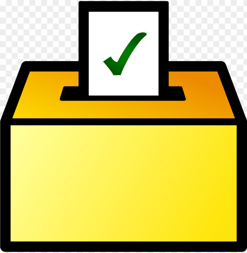free PNG ballot box icon color - ballot box icon png - Free PNG Images PNG images transparent