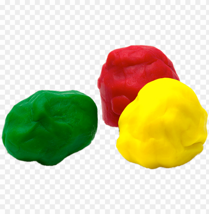 free PNG balls of coloured plasticine - playdough clipart PNG image with transparent background PNG images transparent