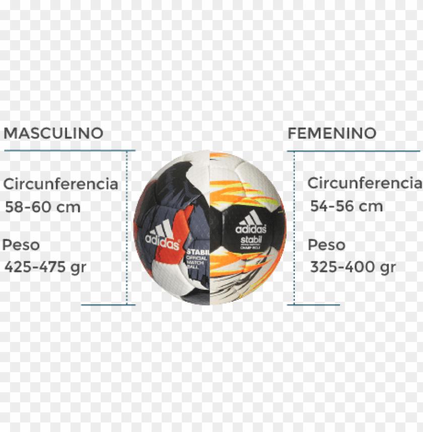 free PNG balón de balonmano - balon de futbol y sus medidas PNG image with transparent background PNG images transparent