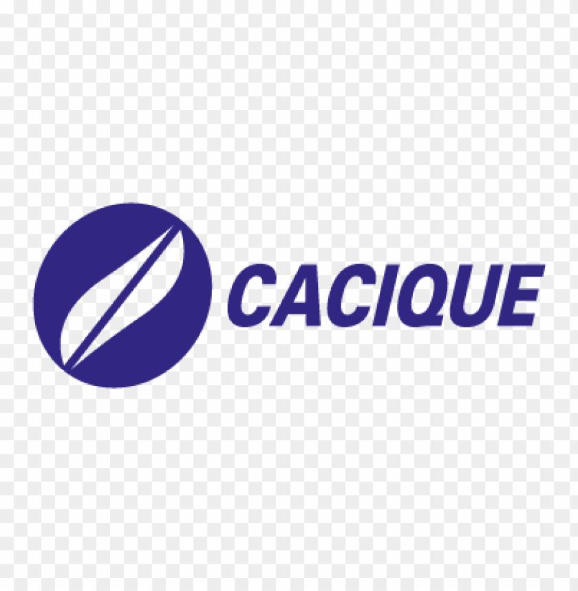 free PNG banco cacique vector logo PNG images transparent