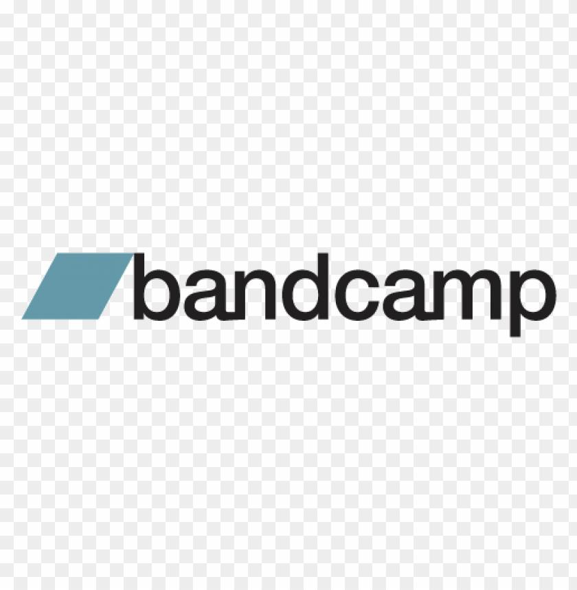 free PNG bandcamp logo vector PNG images transparent