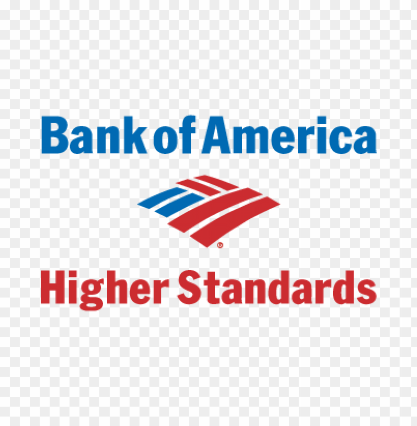 free PNG bank of america (.eps) vector logo PNG images transparent