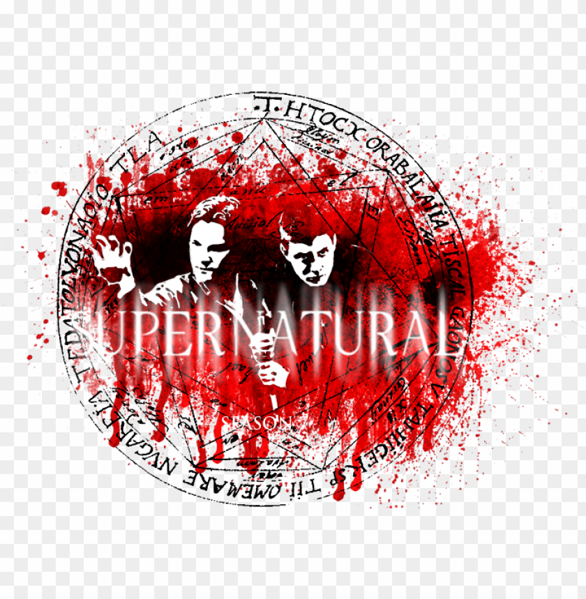 free PNG banned - supernatural red logo pics transparent PNG image with transparent background PNG images transparent