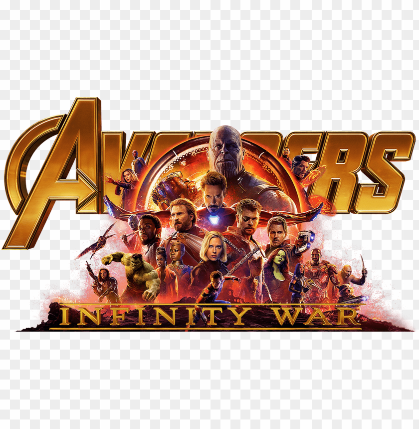 free PNG banner black and white download avenger war png for - avengers infinity war PNG image with transparent background PNG images transparent