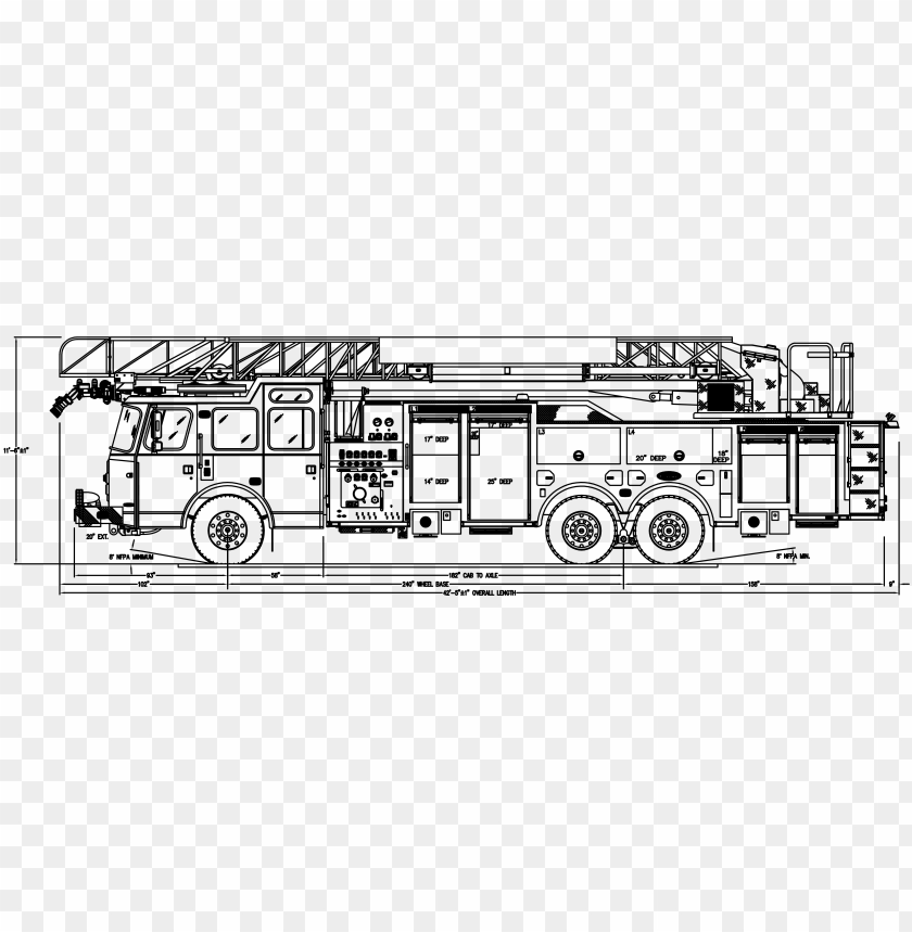 free PNG banner free stock collection of free cad truck download - technical drawi PNG image with transparent background PNG images transparent