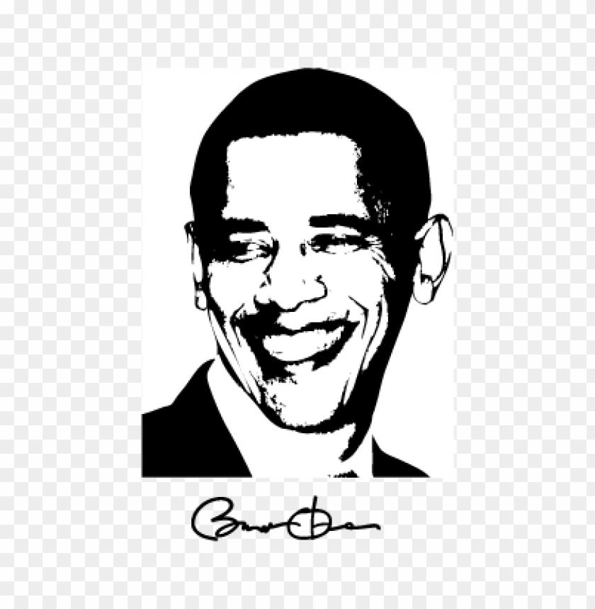 free PNG barack obama vector PNG images transparent
