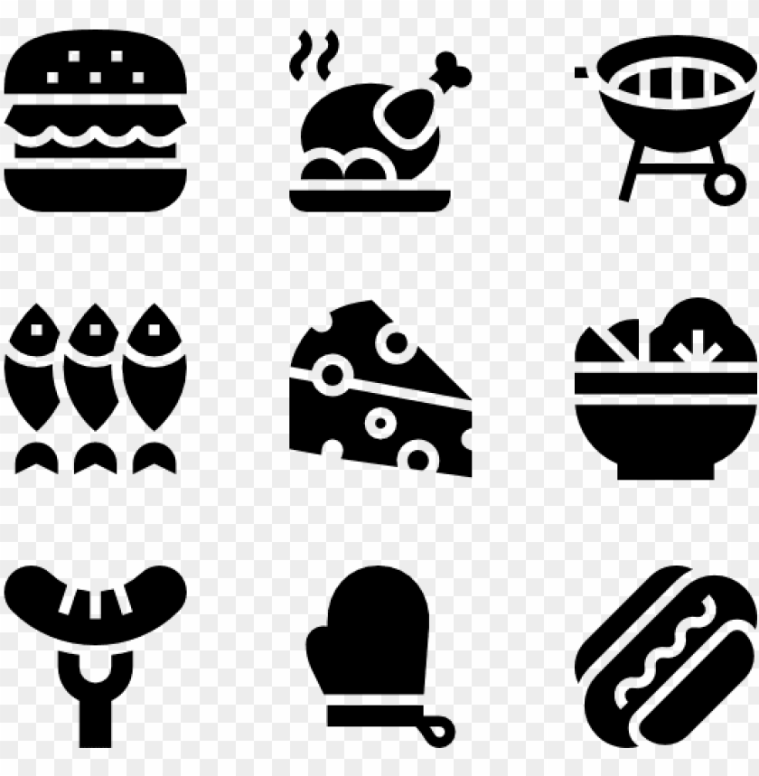 barbecue icons free vegetable garden icon png free png images toppng toppng