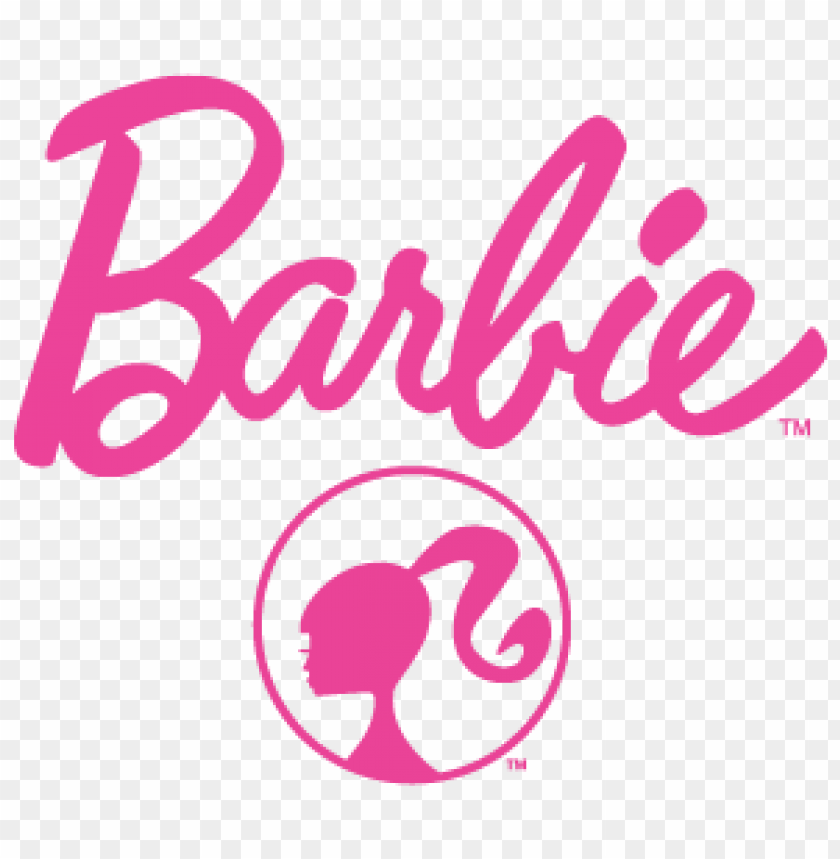 barbie logo vector free download | TOPpng