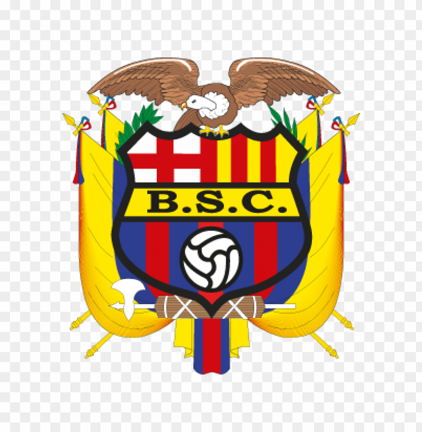 free PNG barcelona sporting club vector logo PNG images transparent