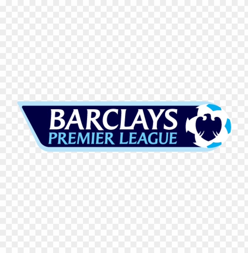 Barclays Premier League Logo Vector Toppng