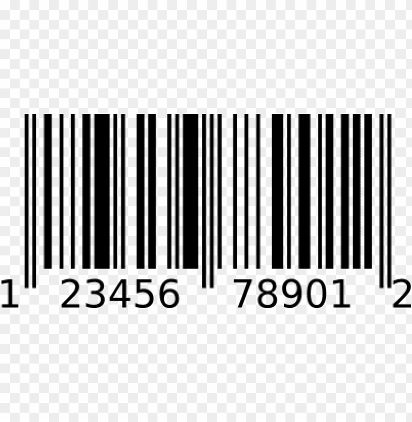 barcode upc a PNG image with transparent background@toppng.com