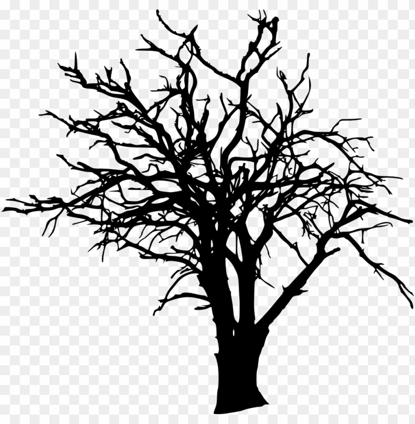 free PNG bare tree silhouette png - Free PNG Images PNG images transparent