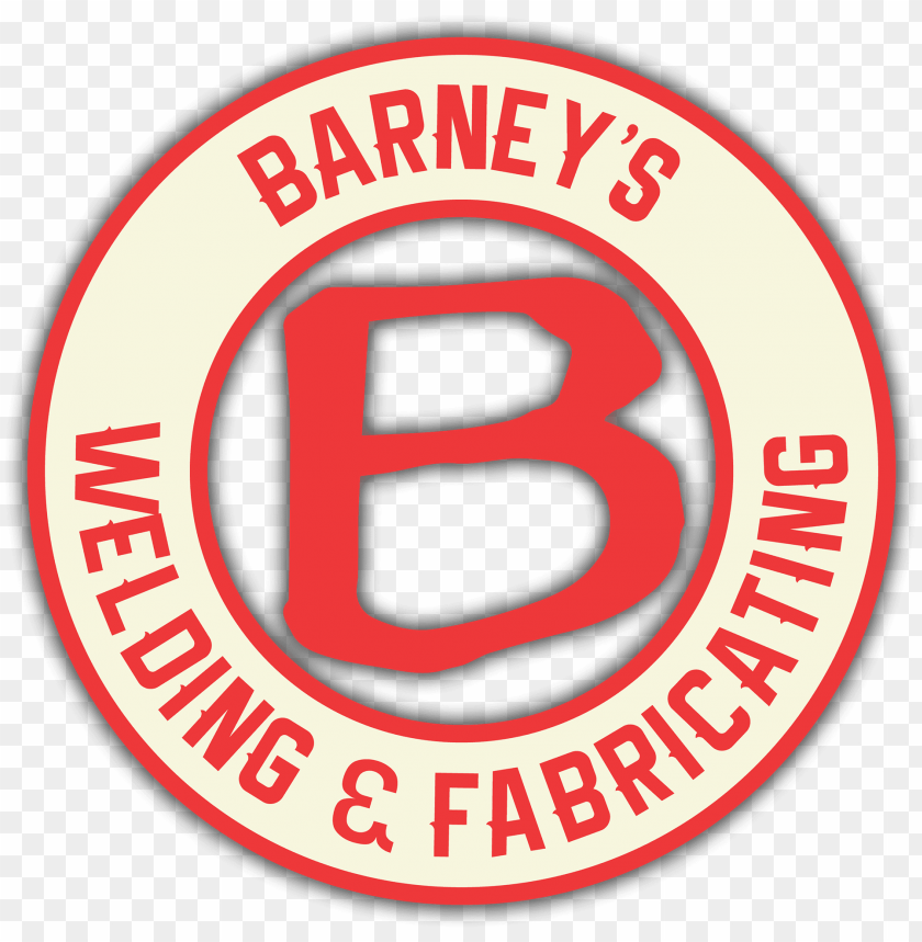 free PNG barney's welding and fabricating logo - logo croix rouge malagasy PNG image with transparent background PNG images transparent