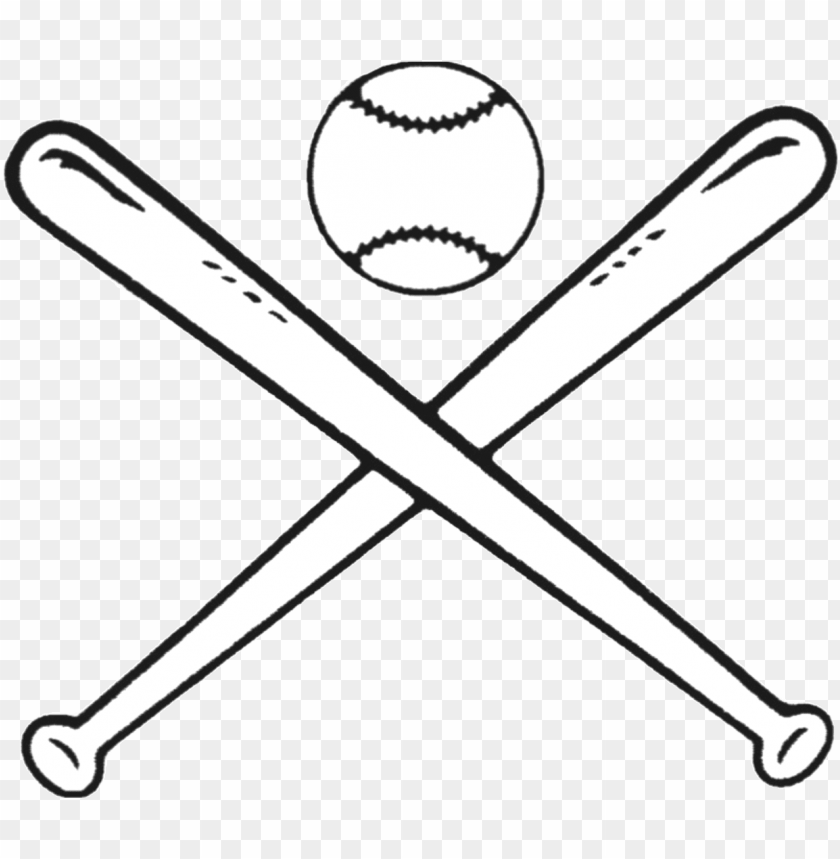 Baseball Bats Drawing Bat And Ball Games Clip Art Baseball And Bat Drawi Png Image With Transparent Background Toppng