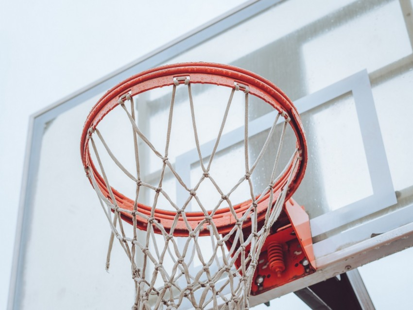 free PNG basketball hoop, basketball, hoop, net, backboard background PNG images transparent