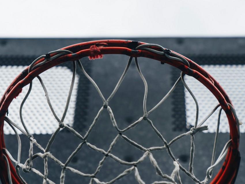 free PNG basketball hoop, basketball, hoop, net, backboard background PNG images transparent