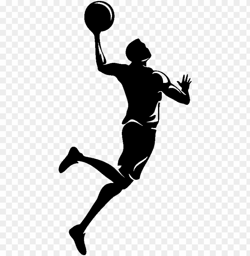 free PNG basketball player vector png download - basketball lay up shot PNG image with transparent background PNG images transparent