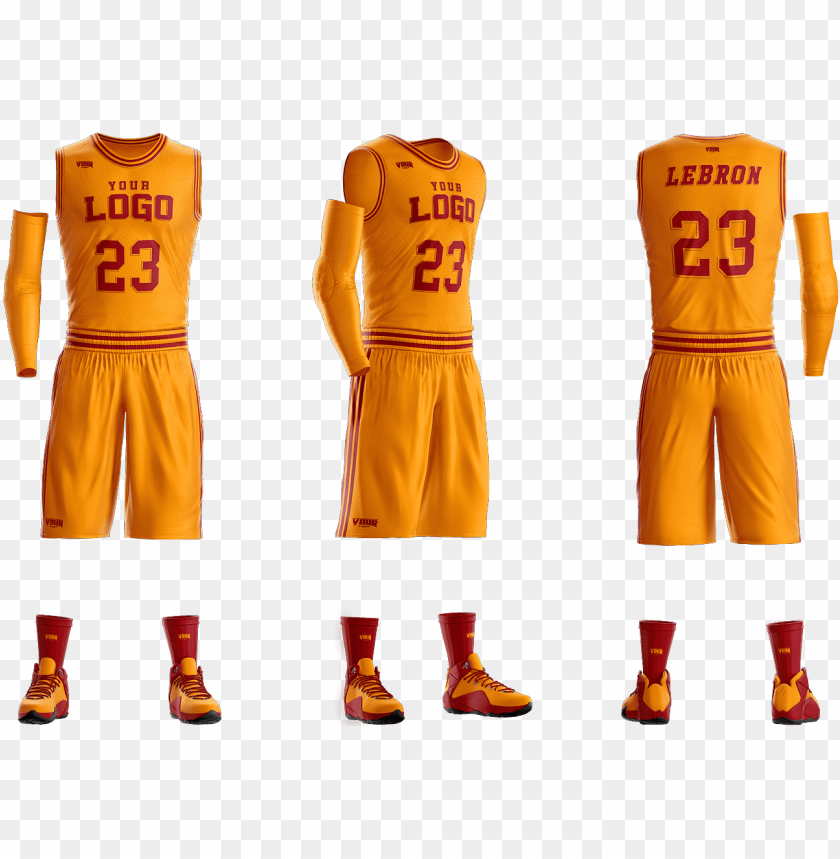 free PNG basketball uniform photoshop template mockup basketball - basketball uniform template PNG image with transparent background PNG images transparent
