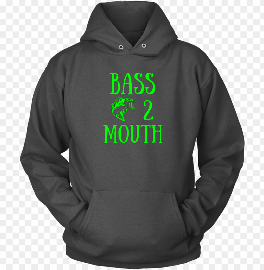 free PNG bass 2 mouth men's funny bass fishing hoodies - shopcool scary face halloween 2017 hoodie sweatshirt PNG image with transparent background PNG images transparent