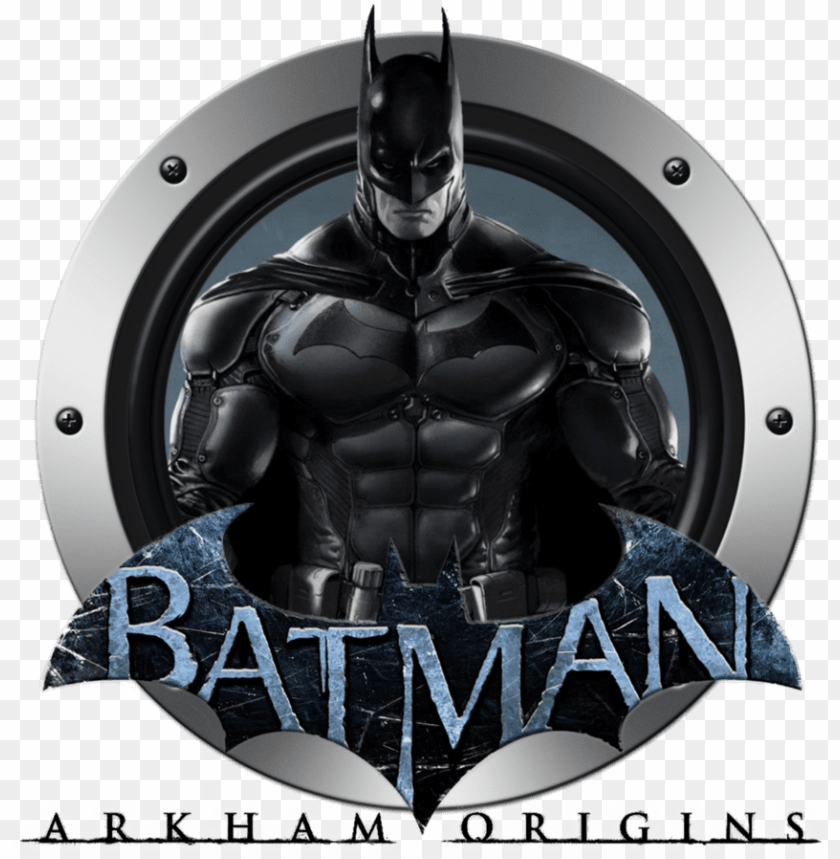 free PNG batman arkham origins icon clipart batman - dc heroclix - batman arkham origins quick-start kit PNG image with transparent background PNG images transparent