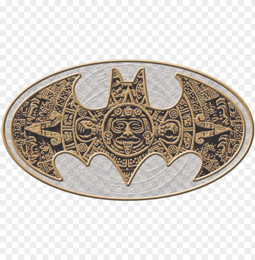 free PNG batman aztec bat logo men's v neck t shirt - lost jade of the maya [book] PNG image with transparent background PNG images transparent