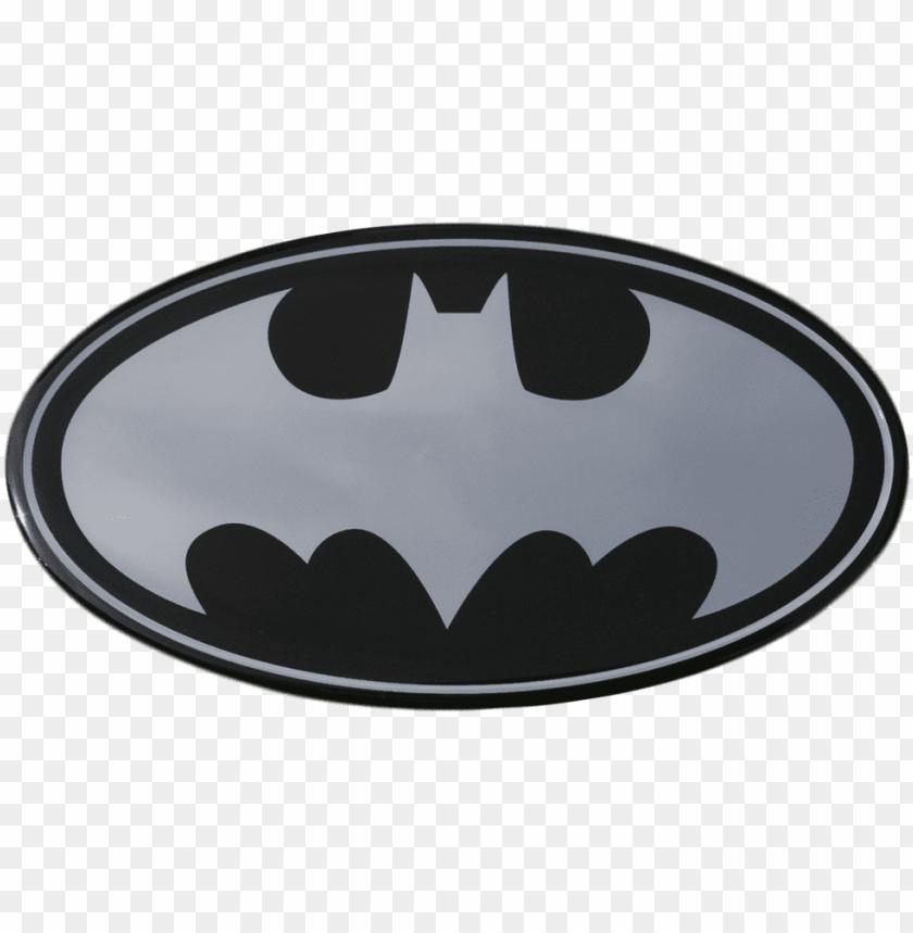 free PNG batman classic logo chrome lensed emblem - batman chrome logo PNG image with transparent background PNG images transparent