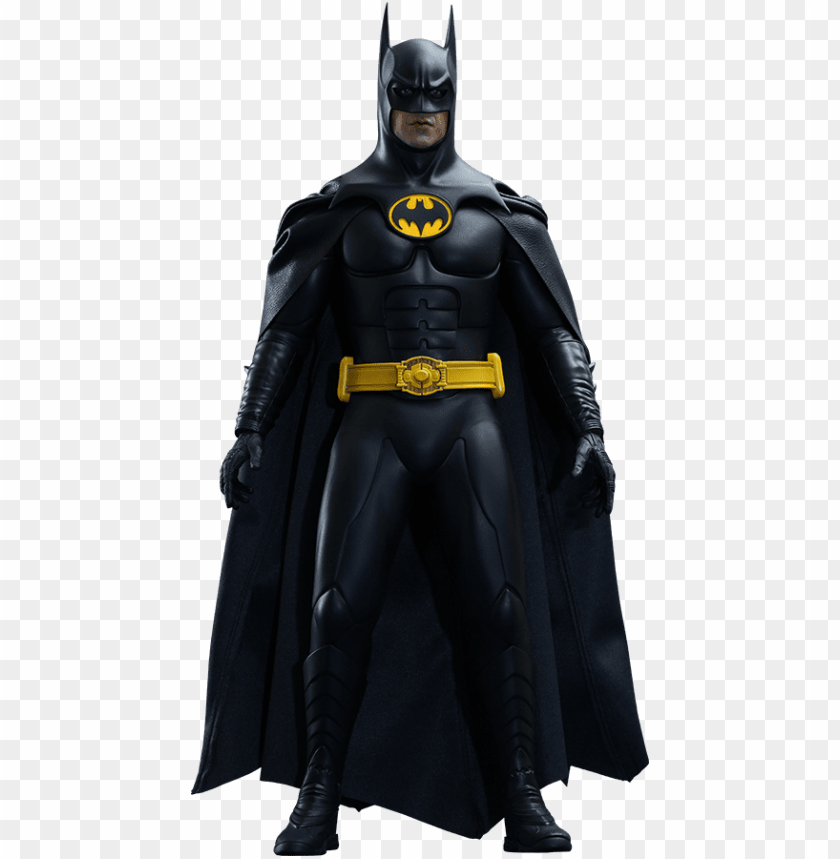 free PNG batman - dc: batman returns: hot toys deluxe action figure: PNG image with transparent background PNG images transparent