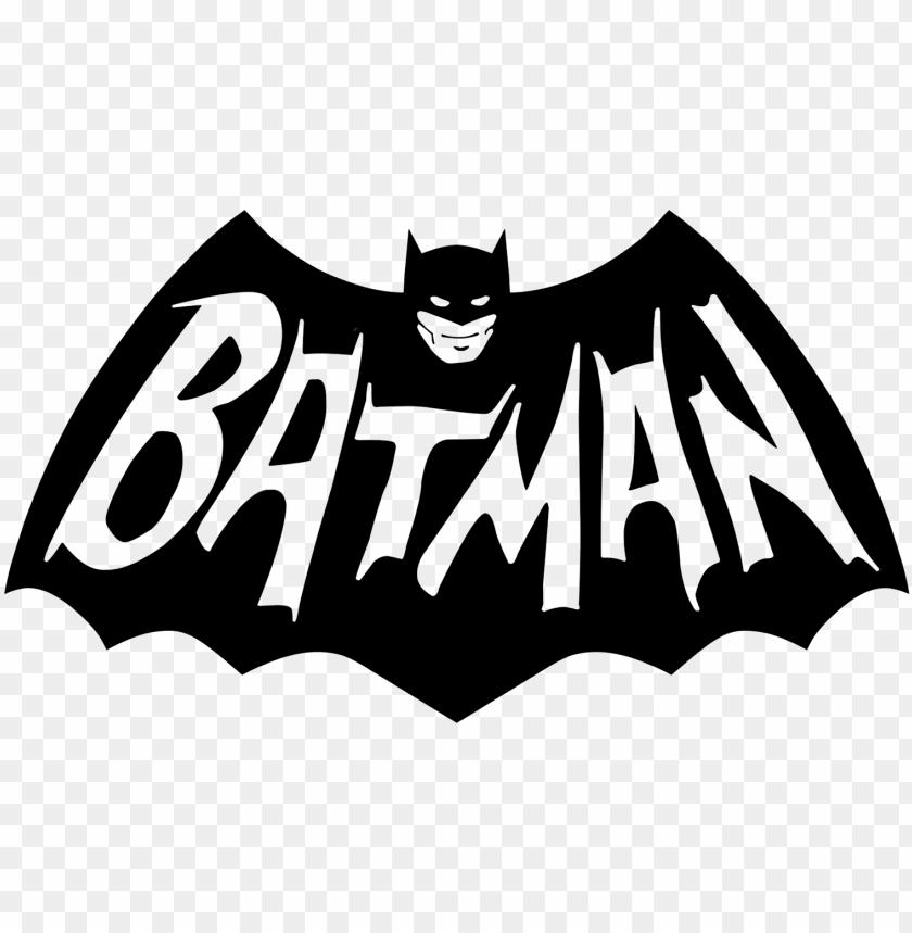 free PNG batman logo 1966 original png transparent background - batman sticker PNG image with transparent background PNG images transparent