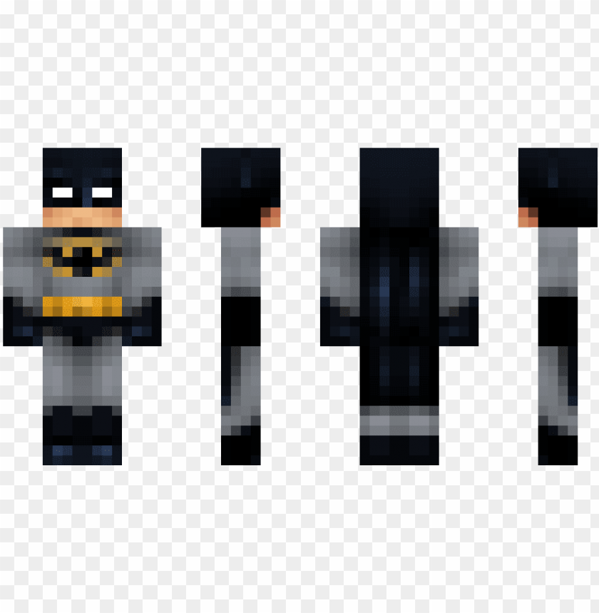 free PNG batman skin skins for minecraft pe rh mcpeskin net - batman logo skin minecraft PNG image with transparent background PNG images transparent