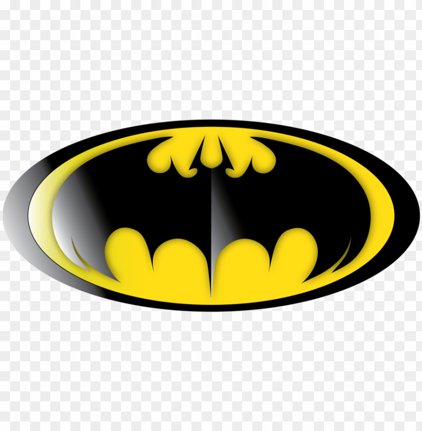 free PNG batman symbol by o0110o on clipart library - batma PNG image with transparent background PNG images transparent