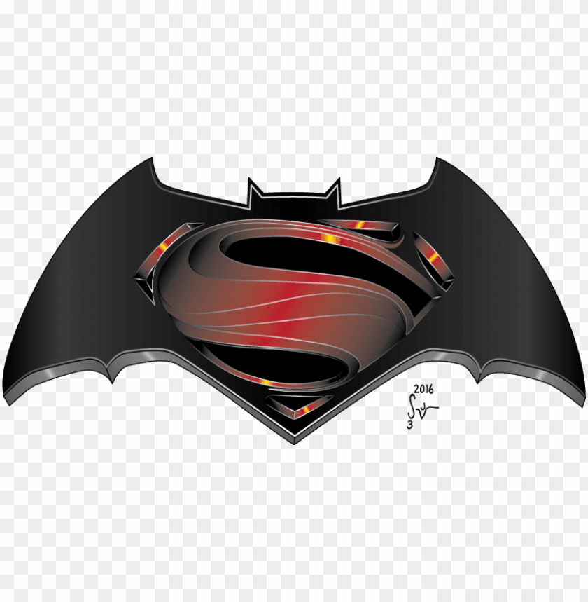 free PNG batman vs superman logo drawing at getdrawings - batman vs superman logo 2016 PNG image with transparent background PNG images transparent
