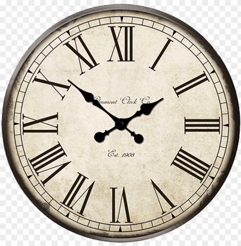 free PNG battery powered steel wall clock, wall clocks PNG image with transparent background PNG images transparent