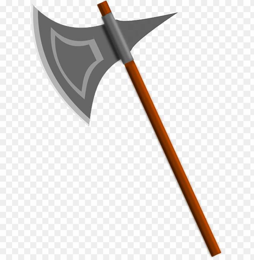 free PNG battle axe, axe, weapon, executioner's axe, medieval - executioners axe clipart PNG image with transparent background PNG images transparent