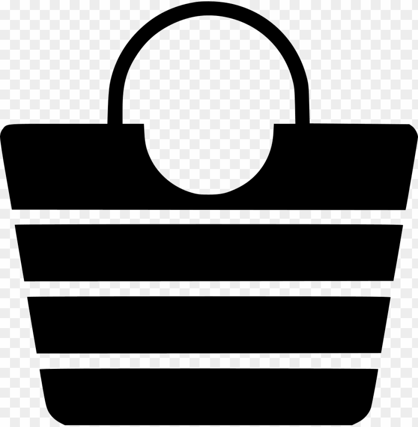 free PNG beach bag comments - beach bag ico PNG image with transparent background PNG images transparent