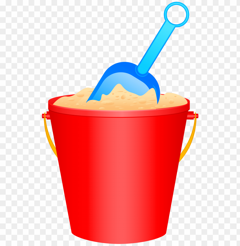 free PNG Download beach bucket and shovel clipart png photo   PNG images transparent