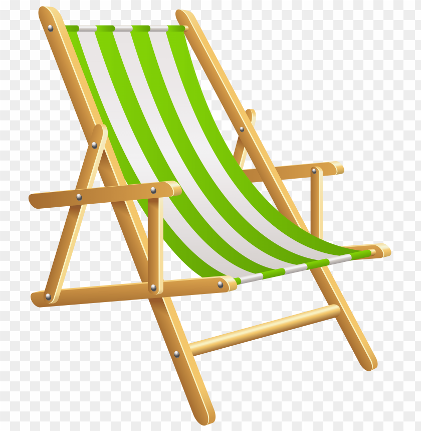 free PNG Download beach chair clipart png photo   PNG images transparent