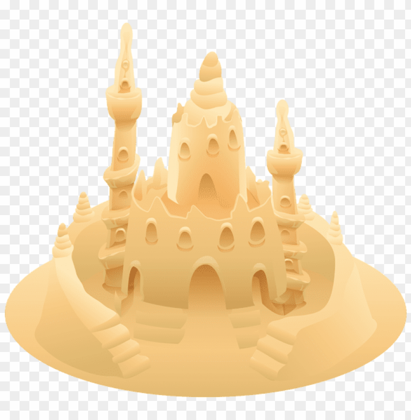 free PNG Download beach sand castle clipart png photo   PNG images transparent