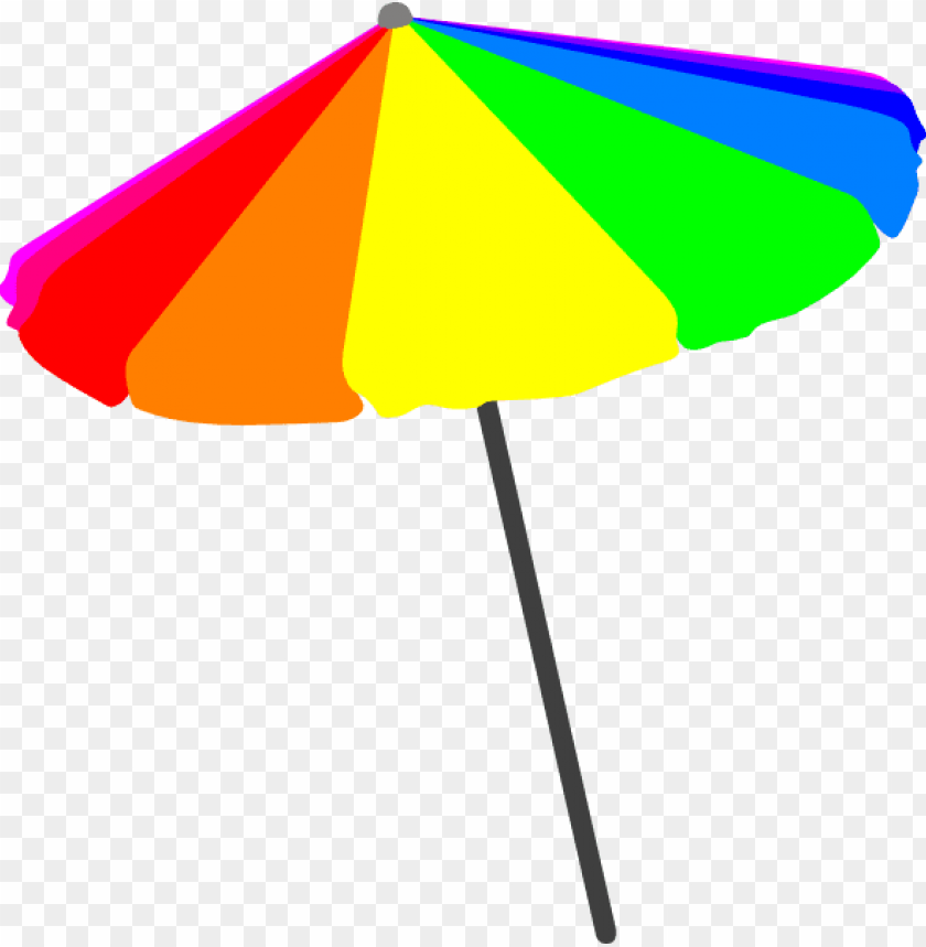 free PNG beach umbrella - beach umbrella vector PNG image with transparent background PNG images transparent
