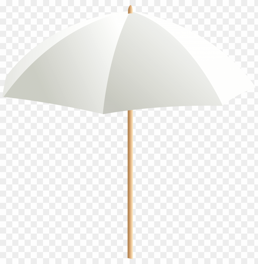 free PNG Download beach umbrella white clipart png photo   PNG images transparent