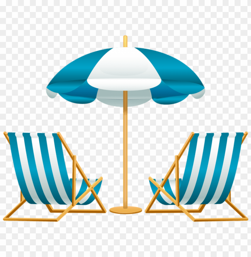 free PNG Download beach umbrella with chairs free clipart png photo   PNG images transparent