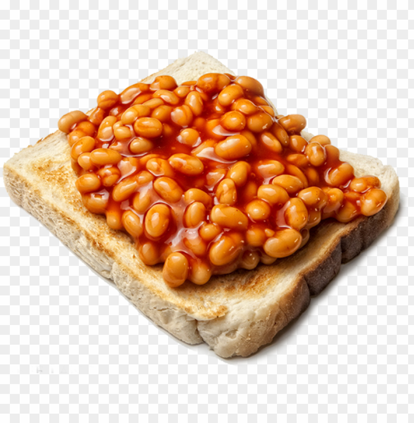 Beans On Toast Png Image With Transparent Background Toppng