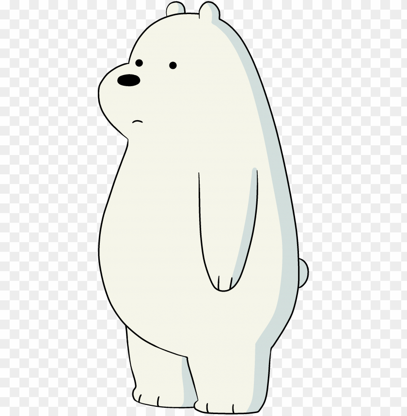 free PNG bear nose png - we bare bears . PNG image with transparent background PNG images transparent