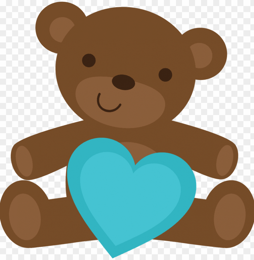 free PNG bear valentines, bear illustration, coreldraw, baby - baby boy bear cartoo PNG image with transparent background PNG images transparent