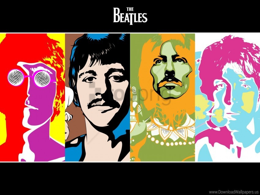 free PNG beatles wallpaper background best stock photos PNG images transparent