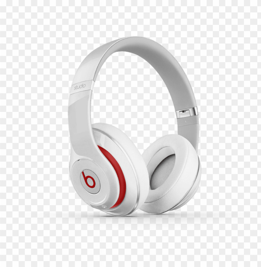 Beats Headphones Png Beats By Dr Dre Studio Wireless White Png Image With Transparent Background Toppng