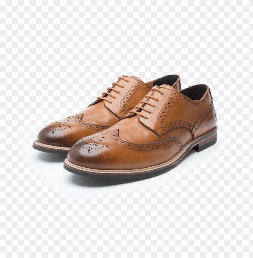 free PNG beaumont // tan-men's shoe - shoe PNG image with transparent background PNG images transparent