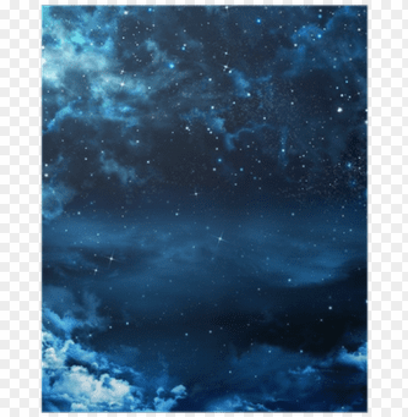 free PNG beautiful background of the night sky poster • pixers® - night sky PNG image with transparent background PNG images transparent