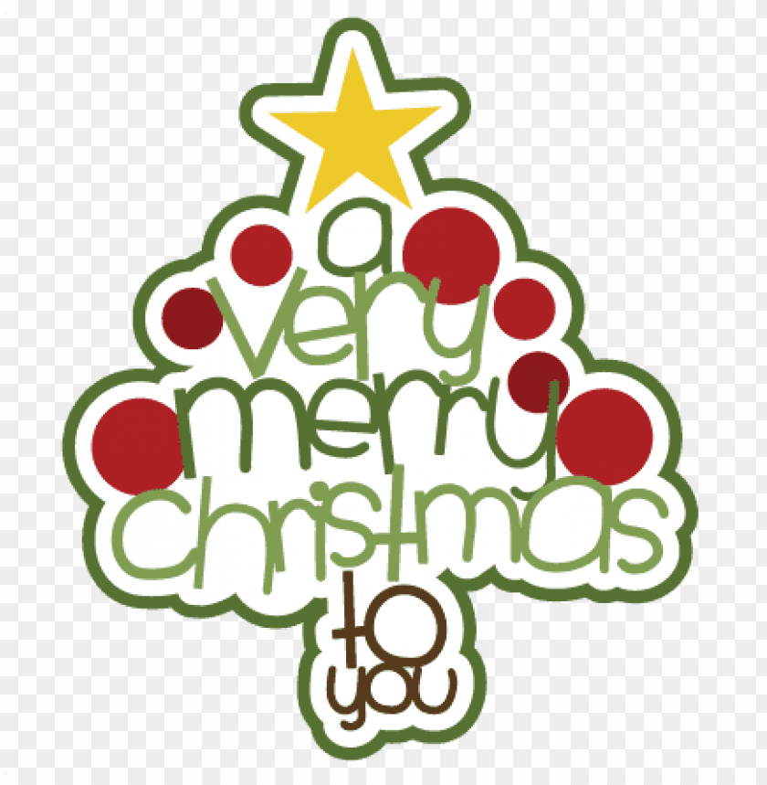 free PNG beautiful christmas clipart banners merry christmas - merry christmas clipart cute PNG image with transparent background PNG images transparent