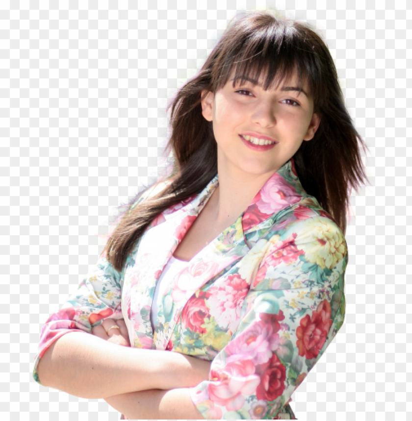 free PNG beautiful young woman smiling png image - beautiful young woman smili PNG image with transparent background PNG images transparent